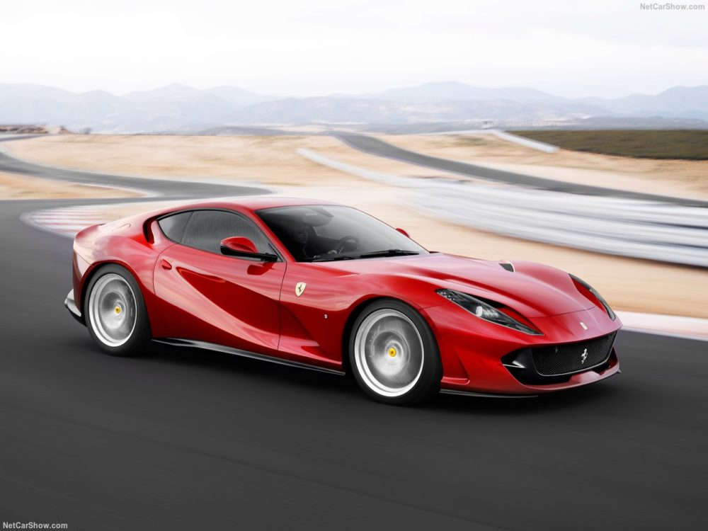 2018 Ferrari 812 Superfast2