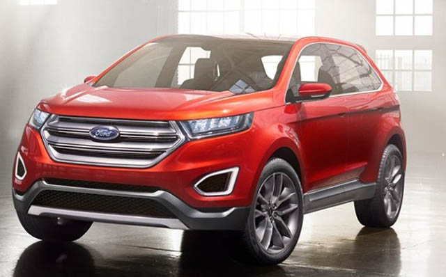2018 ford edge sport refresh release date price. Black Bedroom Furniture Sets. Home Design Ideas