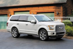2018 Ford Expedition 250x166