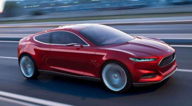 2018 Ford Fusion Design Release Date Price Engine