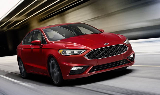 2018 Ford Mondeo Exterior