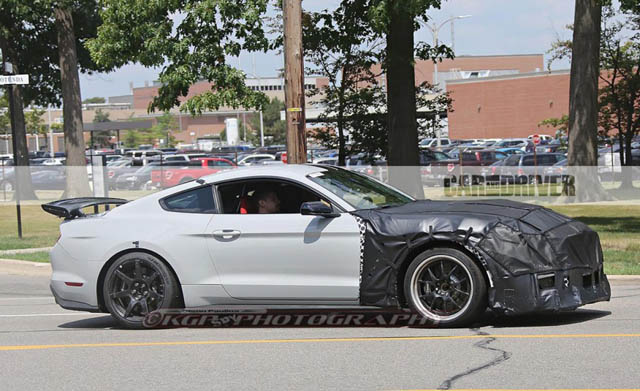 2018 Ford Mustang GT500c