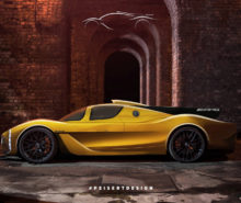 2018 Mercedes-AMG Project One