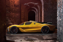 2018 Mercedes AMG Project One 250x166