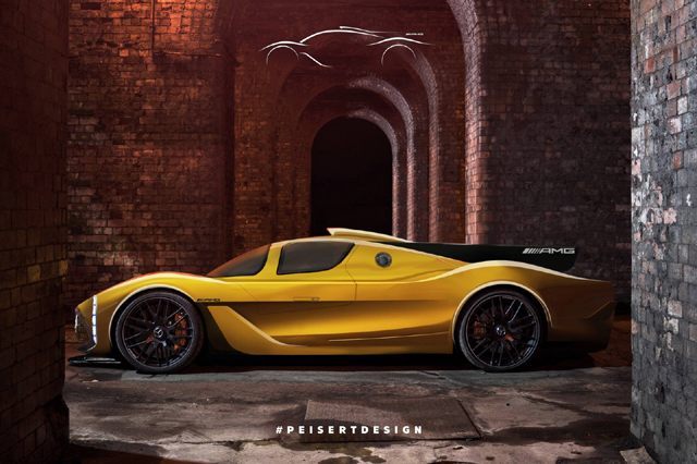 2018 Mercedes AMG Project One