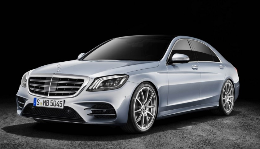 2018 mercedes benz s class price release date for Mercedes benz navigation update 2016