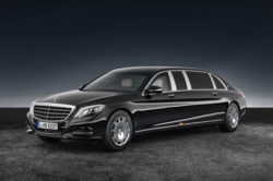 2018 Mercedes Benz S600 Pullman Maybach Guard 250x166