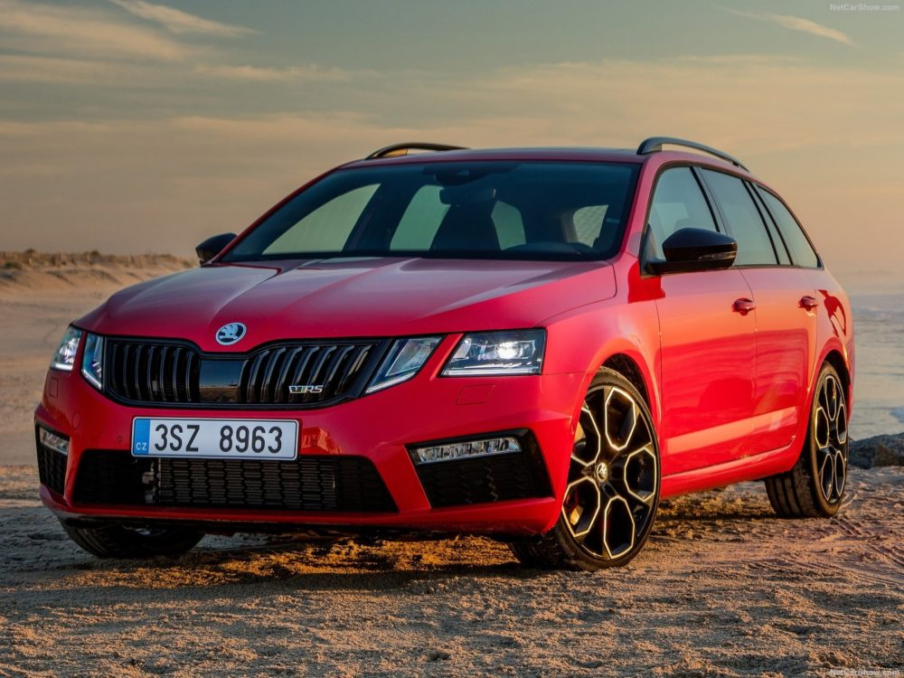2018 skoda octavia rs 245 combi price design specs. Black Bedroom Furniture Sets. Home Design Ideas