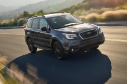 2018 Subaru Forester Black Edition 1 250x166