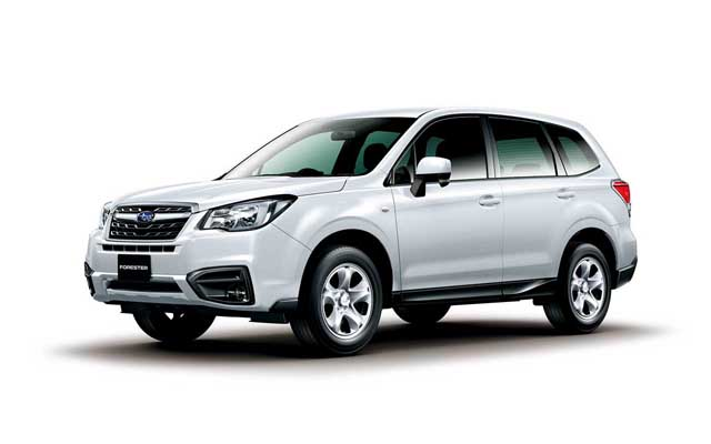 2018 Subaru Forester – Will Get a More Unique Look