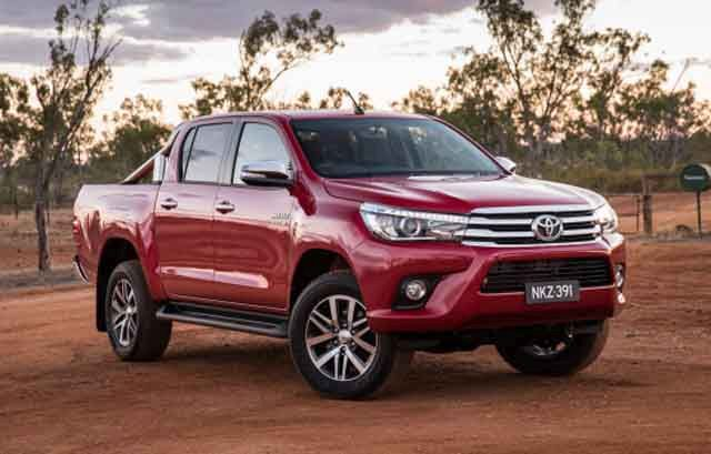 2018 Toyota Hilux Photos 2018 Toyota Hilux Images 2018 Toyota Hilux ...