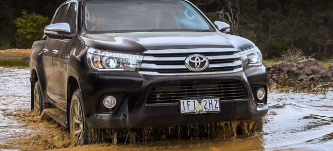 2018 Toyota Hilux Price Release Date Design Specs