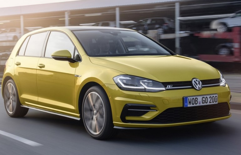 2018 Volkswagen Golf R1