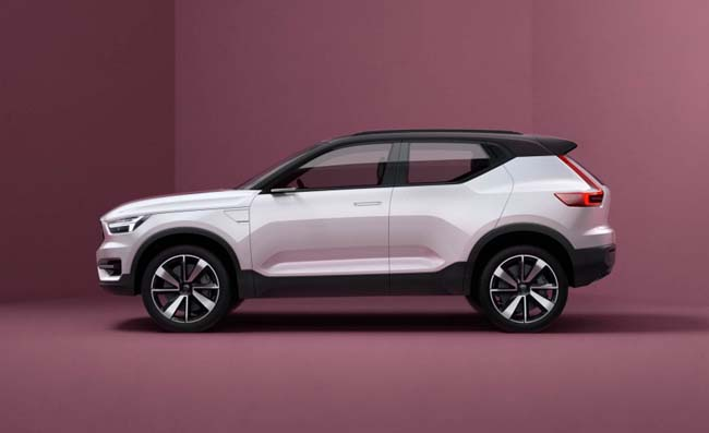 2018 Volvo XC40a