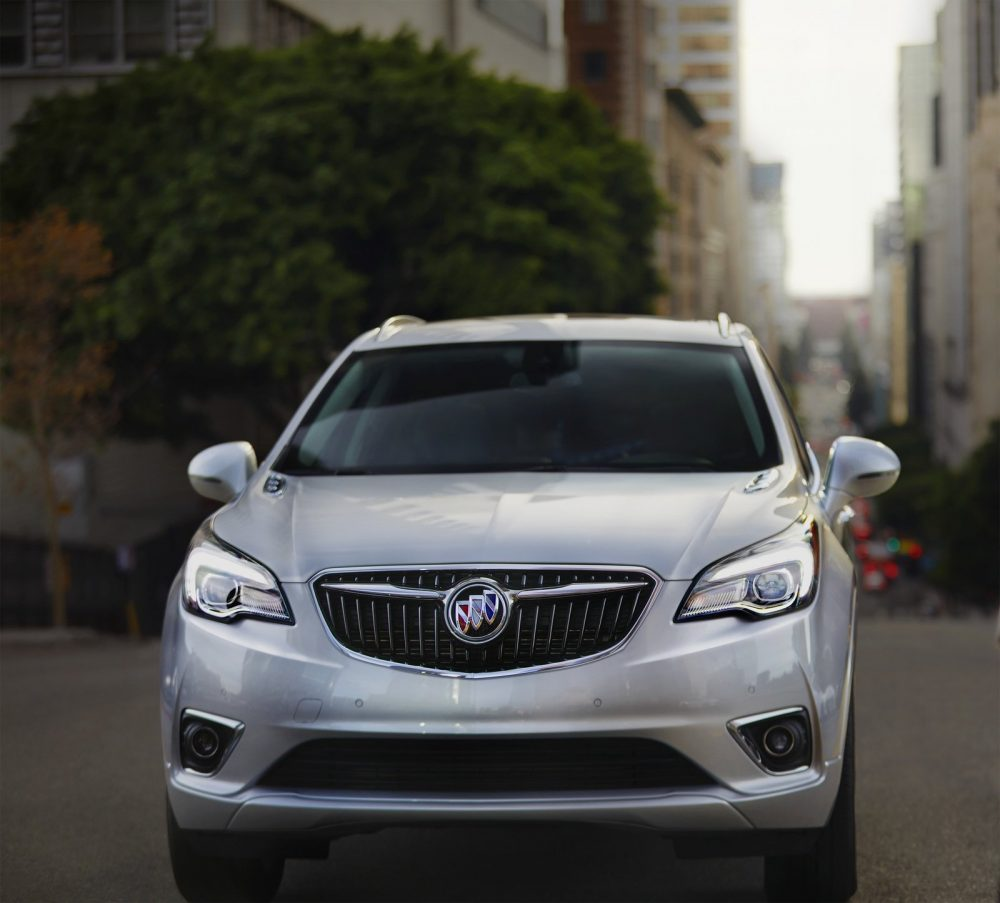 2019 Buick Envision 3