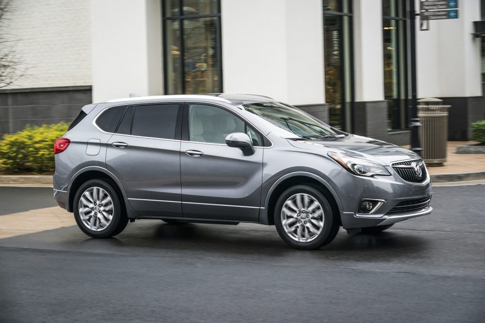 2019 Buick Envision 9