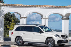 2019 Mercedes Benz GLS4 250x166