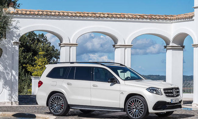 2019 Mercedes Benz GLS4