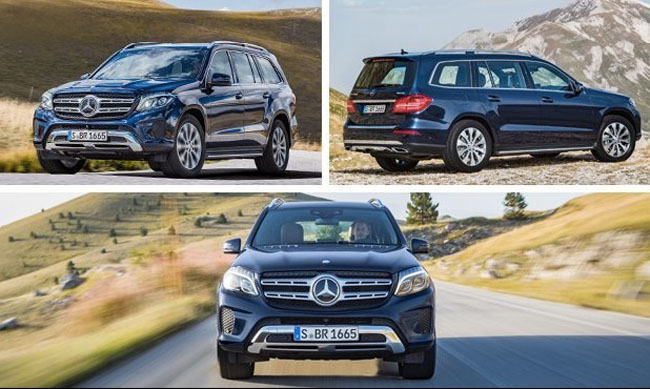 2019 Mercedes Benz GLS8