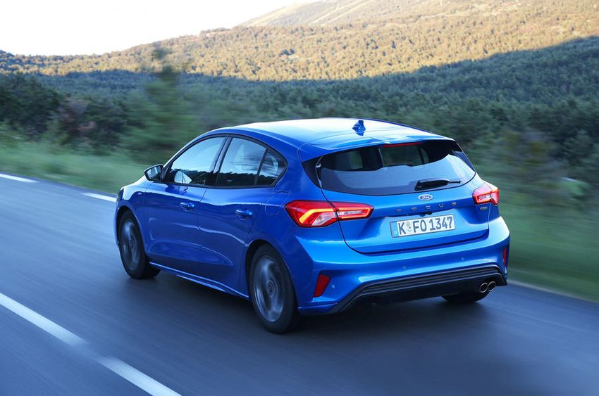 Ford Focus Hatchback The Best Family Car 2