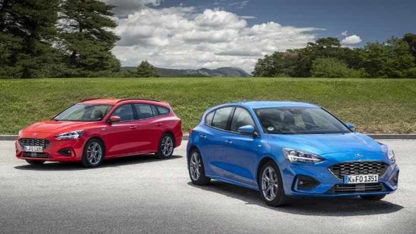 Ford Focus Hatchback The Best Family Car 5