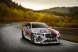 Jaguar XE SV Project 84 250x166