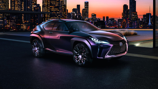 lexus ux concept price design release date performance. Black Bedroom Furniture Sets. Home Design Ideas