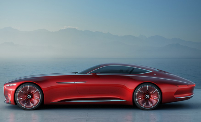 Mercedes Maybach 6 Concept2