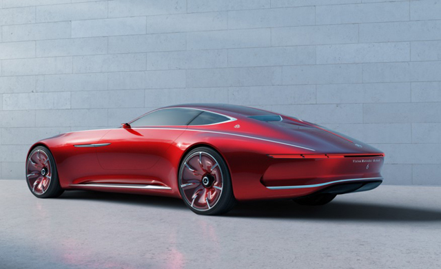 Mercedes Maybach 6 Concept3