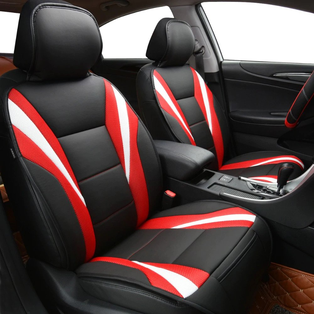 New seat cover
