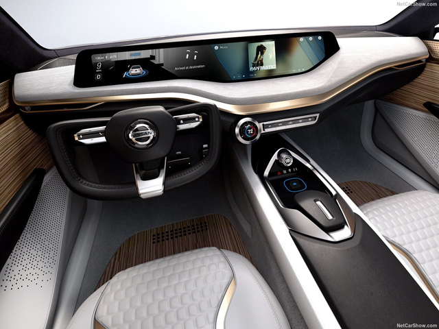 Nissan Vmotion 2.0 Concept 12