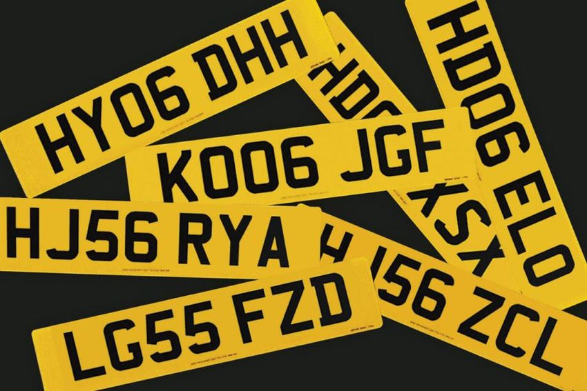 Number Plate Combinations Explained
