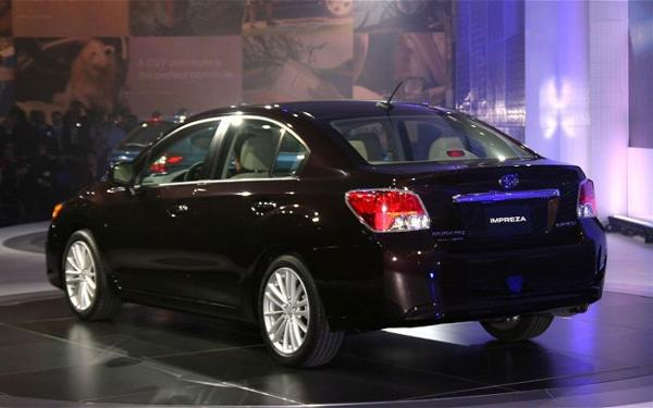 2016 Subaru Impreza Design Price Interior Exterior Engine