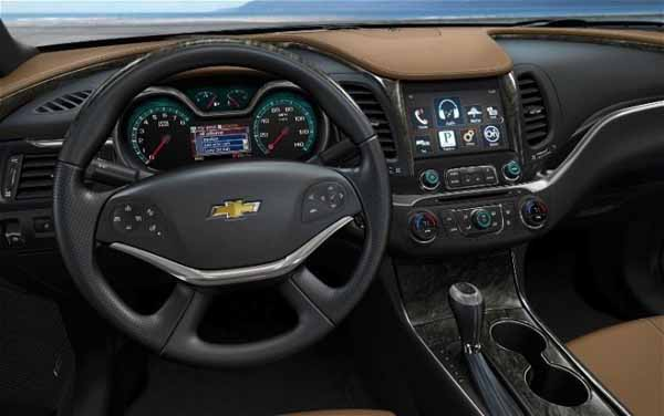 2017 Chevrolet Impala Release date and Price1