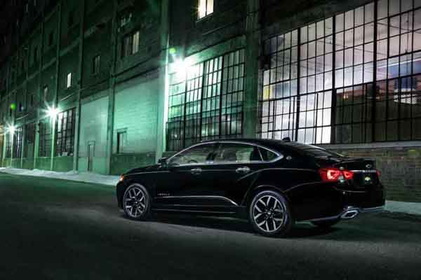 2017 Chevrolet Impala Release date and Price2