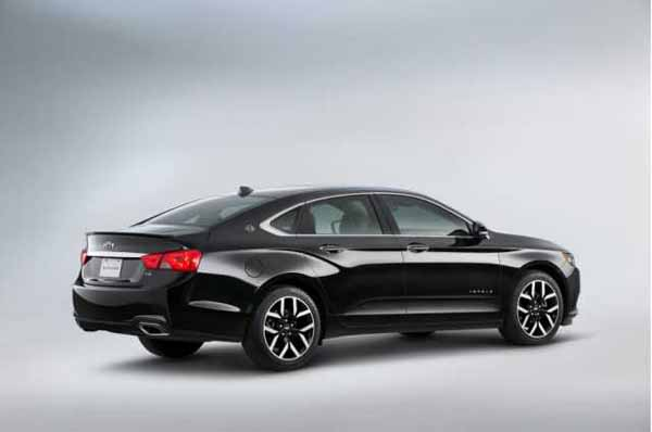 2017 Chevrolet Impala Release date and Price6