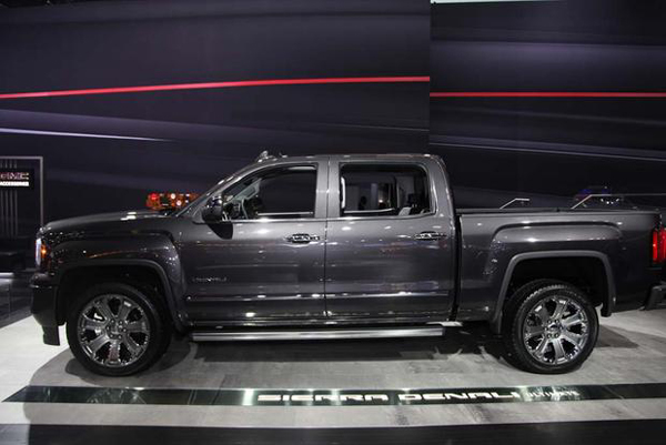 2017 GMC Sierra Denali Ultimate Release date, Price, Engine