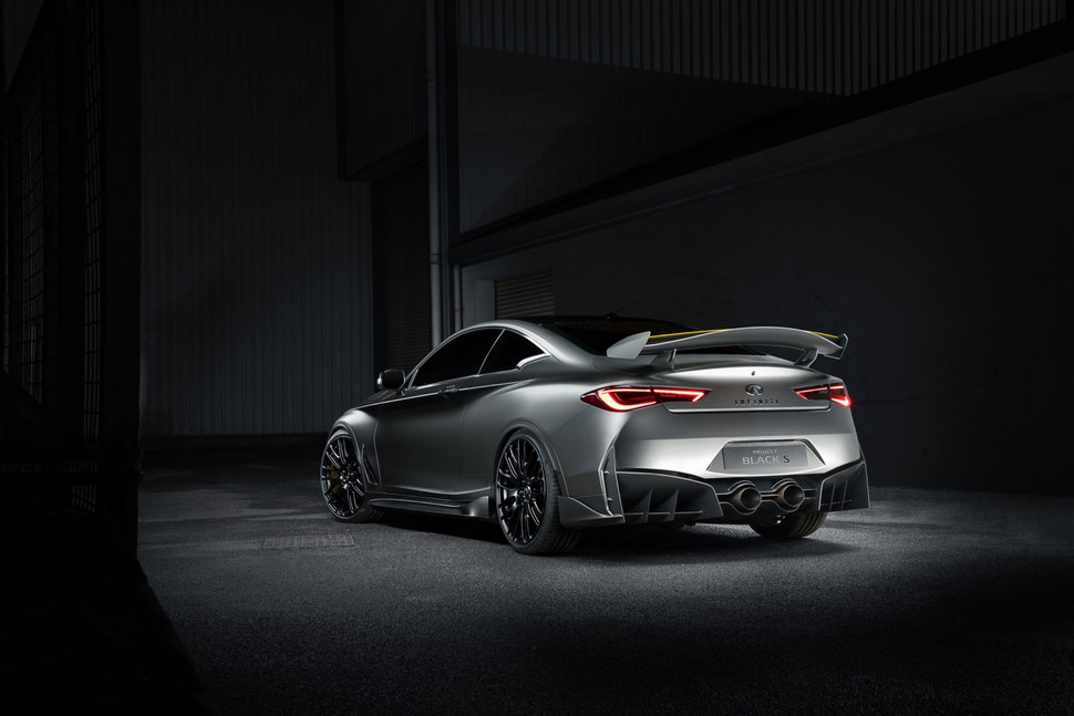 2017 Infiniti Q60 Project Black S Concept, Price, Design