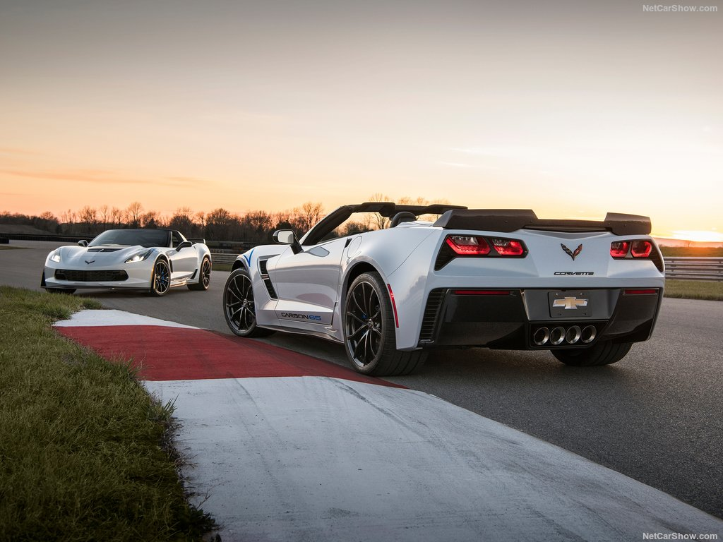 2018 Chevrolet Corvette Carbon 65 Edition3