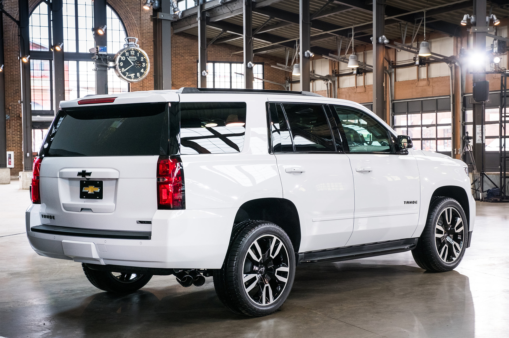 tahoe chevy chevrolet rst suburban redesign edition diesel truck z71 suv sport vs rally rear palisade package hyundai ltz interior