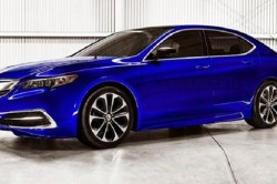 2016 Acura TLX Redesign 250x166