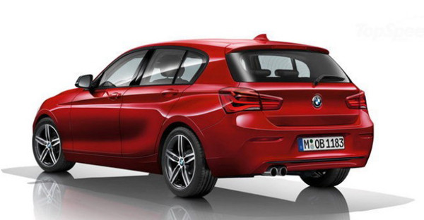 2016 BMW 1 Series Engine and Price5 600x312
