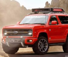 Ford Bronco officially coming back