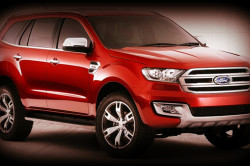 2016 Ford Everest Release date 250x166