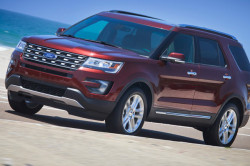 2016 Ford Explorer Design and Price11 250x166