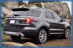 2016 Ford Explorer Design and Price13 250x166