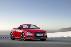 2017 Audi TT Coupe S Line Competition