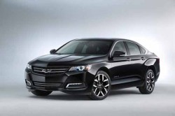 2017 Chevrolet Impala Release date and Price5 250x166