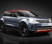 2017 Range Rover Sport Coupe