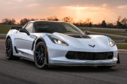 2018 Chevrolet Corvette Carbon 65 Edition 250x166